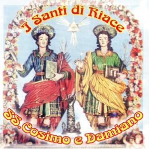 I Santi di Riace SS.Cosimo e Damiano