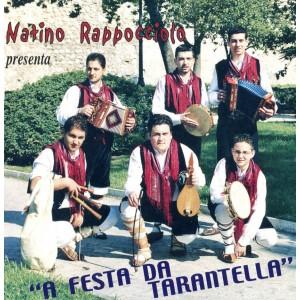 """Natino Rappocciolo presenta """"A festa da tarantella"""""""